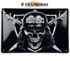 "Slayer ""Slayer Nation""  Blechschild"